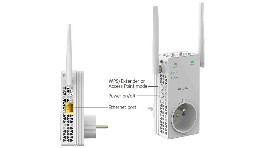 Répéteur/routeur Wifi/Ethernet