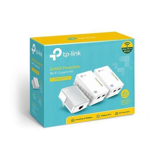 CPL Wifi et Ethernet